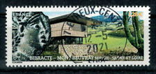 2021 BITRACTE MONT BEUVRAY OBLITERE CACHET ROND 12-5-2021