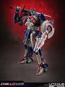 Unique Toys Transformers UTR-02 Optimus Prime Movie 5 Knight Pillars with bonus