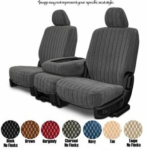 Fits: DAF LF 2012 Onwards Black Town /& Country Truck Seat Cover Driver