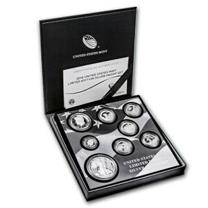 2016 United States Mint Limited Edition Silver Proof Set