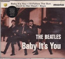 The Beatles-Baby Its You cd maxi single