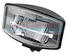 BOREMAN CLEAR LENS FULL LED DRIVING SPOTLIGHT SPOTLAMP LIKE HELLA JUMBO 320FF