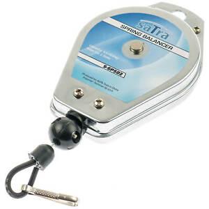 Balancer Federzug Drahtseil Gewichtsausgleicher für Werkzeug 1.5 bis 3.0 kg Kfz