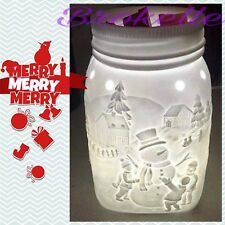 Scentsy Let It Snow Limited snowman winter Christmas warmer SOLD OUT!