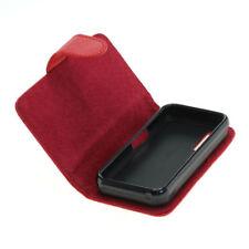 Book Case étui Pochette Pour Téléphone Portable Sac Housse Pour Samsung gt-s5230/s5230 (rouge)