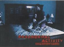 Paranormal Activity - Philly Non-Sprts Show Promo Card