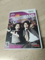 Nickelodeon The Naked Brothers Band The Video Game Nintendo Wii