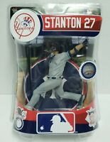GIANCARLO STANTON - New York Yankees Imports Dragon MLB 2018 Figure & Stand NEW
