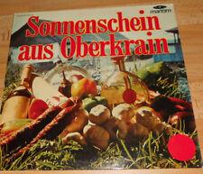 Sonnenschein aus Oberkrain   LP Schallplatte vinyl  maritim