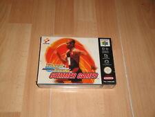 Nintendo 64-n64 juego Internacional Track&field Summer Juegos