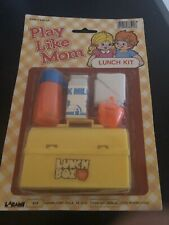 Dime Store Play Like Mom Lunch Kit. Vintage 1970's