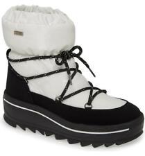 New in Box - $190 Pajar Taya Crystal Waterproof White Sneaker Boot 7-7.5 (38)