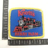 Vtg Calico Heritage Railroad Train KNOTT'S BERRY FARM AMUSEMENT PARK Patch 95X4