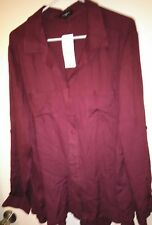 #263 Hannah woman top. 3X. Nwt