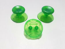 Xbox 360 Controller Clear Green Replacement Analogue Thumb Sticks & D-Pad