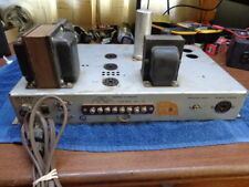 50's mono Rca Mi-12156~ 6L6 Tube Amplifier