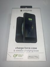 Mophie - Charge Force & Wireless Charging Base - iPhone 7 Plus *NEW / FREE SHIP*