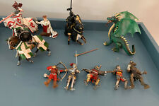 Schleich World of Knights, Horses, Dragon Medieval Lot