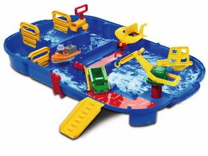 AquaPlay Outdoor Wasser Spielzeug Wasserbahn LockBox Transportkoffer 8700001516