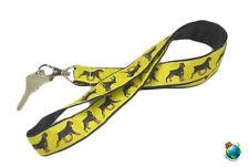 Rottweiler Lanyard Key & Badge Holder