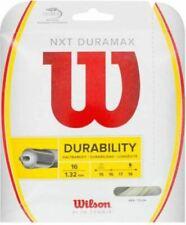 (1,62€/m) Wilson NXT Duramax 16 1,32 mm 12,2 m Tennissaiten Tennis Strings