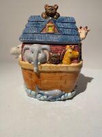 Noahs Arc Cookie Jar Fast Shipping