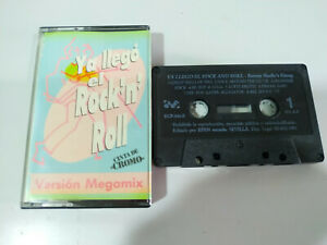 Battery Studio´s Group Ya Llego el Rock and Roll 1991 - Cinta Tape Cassette