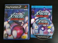 AMF Xtreme Bowling 2006 - PlayStation 2 - Free, Fast P&P! - Extreme