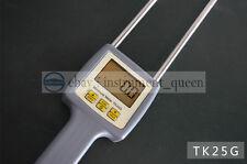 TOKY TK25G Grain Moisture Meter Tester 7%-28% Measurement 25 Kinds Grain