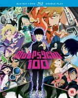 Nuevo Mob Psicópata 100 Temporada Uno Blu-Ray + DVD (MANB6081)