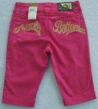 NWT Apple Bottoms Girls Hot Pink Bermuda Shorts(Size 8) NEW