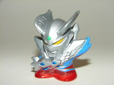 SD Ultimate Ultraman Zero (Translucent) Figure from Ultraman Set! Godzilla