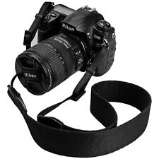 Black DSLR Camera Shoulder Strap Neck Strap belt Hand Grip For Canon Nikon Sony