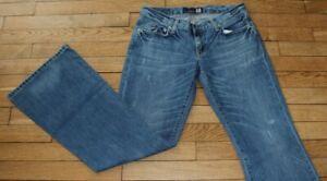 SALSA  Jeans pour Femme W 30 - L 34 Taille Fr 40 STAR FLARE 0581  NEUF Réf #S158