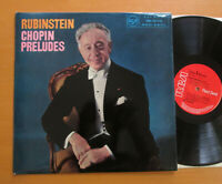RB-16110 Rubinstein Chopin Preludes Op. 28 RCA Mono NM