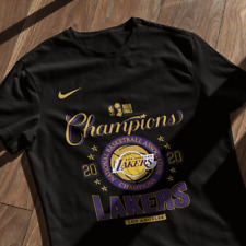 Lakers Championship 2020 Fans T Shirt for Men Women Youth, S - 3XL