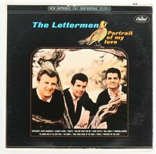 The Lettermen , Portrait Of My Love   Vinyl Record/LP *USED*