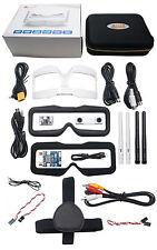 Skyzone SKY02S V+ 5.8G 40CH 3D FPV Goggles w/ HDMI , DVR , Head Tracking