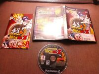 Sony PlayStation 2 PS2 CIB Complete Tested Super Dragon Ball Z Ships Fast