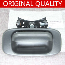 Tailgate Handle w/ Bezel Fit For 99-06 Chevy Silverado GMC Sierra 07 Classic
