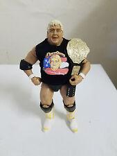 WCW WWE Custom Mattel Dusty Rhodes Shirt Accessory