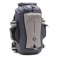 Aqua Quest Sport 25L Waterproof Backpack Drybag Hiking Reflective - Charcoal