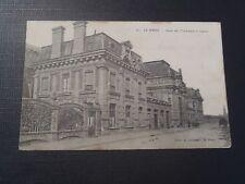 CPSM Le Mans Gare des Tramways à vapeur