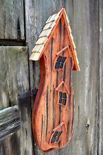 "Bat Houses - ""Collinwood"" Bat House - Redwood - Garden Decor"