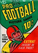 1970 Topps Lots of 5 Raw Football Cards - Choose From List