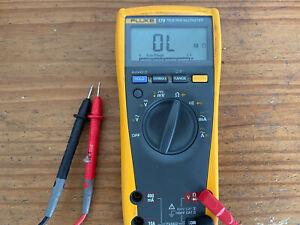 Fluke 179 True RMS Multimeter / Electrical Tester