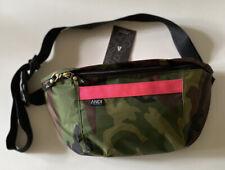 Andi New York Bum Bag XL Camo Pop Pink New with Tags Camoflauge Vegan