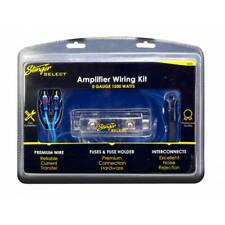 Stinger SSK0 Select 1/0ga 1500w Amp Wiring Kit