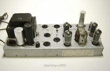 Vintage Modified Conn 7868 Stereo Tube Amplifier / 59092-7 / SH-6026 -- KT