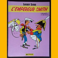 Lucky Luke L'EMPEREUR SMITH Morris Goscinny EO 1976